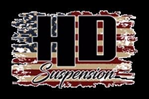 HD suspension Logo